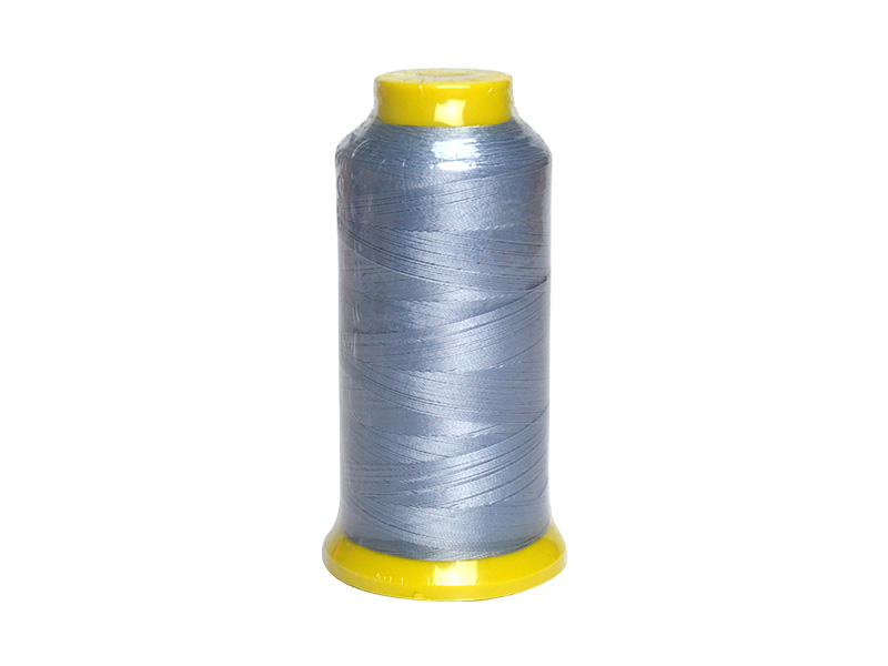 Polyester sewing thread high tenacity
